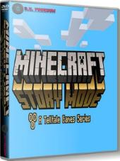 Minecraft Story Mode ep 1 - 8 by R.G. Freedom