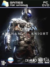 Batman Arkham Knight Premium Edition 2015 PC by nemos