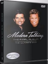 Modern Talking The Final Album The Ultimate DVD 2003