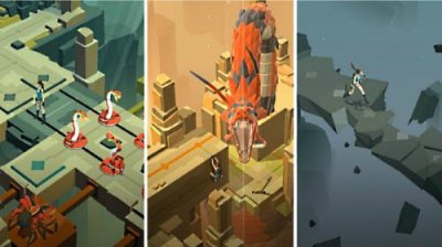 Lara Croft Go 2015 Android