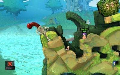 Worms Revolution Gold Edition 2012 PC