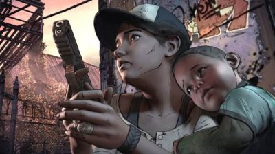 The Walking Dead A New Frontier R.G.Механики