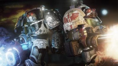 Space Hulk Deathwing 2016 PC by xatab