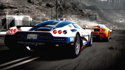 Need for Speed Hot Pursuit Limited Edition by nemos