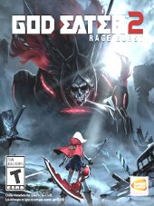 God Eater 2 Rage Burst 2016 PC Лицензия