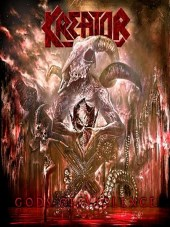 Kreator - Gods of Violence Mailorder Edition 2017 BDRip
