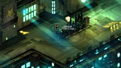 Transistor 2014 PC Steam-Rip by Let'sРlay