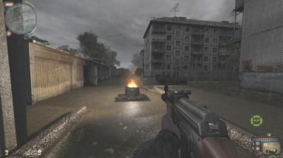 S.T.A.L.K.E.R. CoP Call of Chernobyl addon Sigerous mod 2016 PC