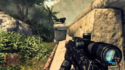 Crysis Warhead 2008 PC by nemos