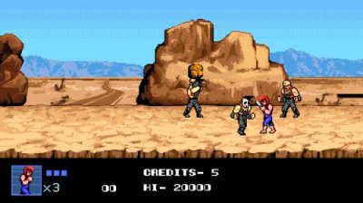 Double Dragon IV 2017 PC