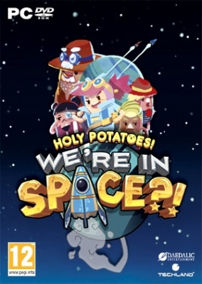 Holy Potatoes We're in Space 2017 PC