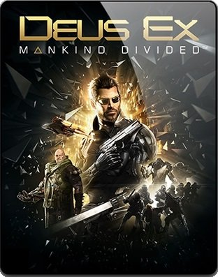 Deus Ex Mankind Divided DDE 2016 PC RePack by qoob