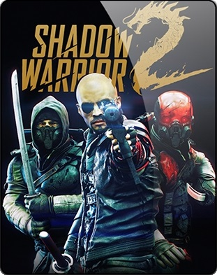 Shadow Warrior 2 Deluxe Edition 2016 PC by qoob