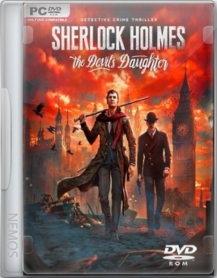 Sherlock Holmes The Devil's Daughter 2016 PC by nemos