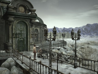 Syberia Gold Edition 2006 PC R.G.Механики