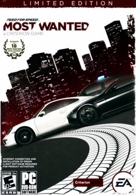 Need for Speed Most Wanted Limited Edition by Canek77