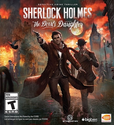 Sherlock Holmes The Devil's Daughter by xatab
