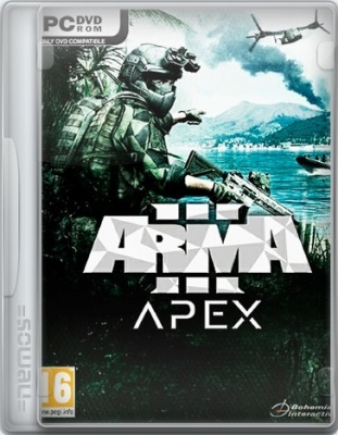 Arma 3 Apex Edition 2016 PC by nemos