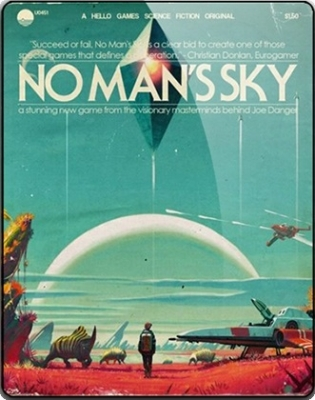 No Man's Sky 2016 PC RePack by qoob