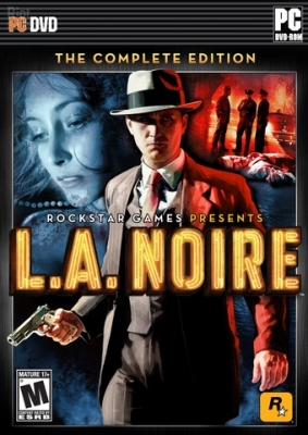 L.A. Noire The Complete Edition by FitGirl