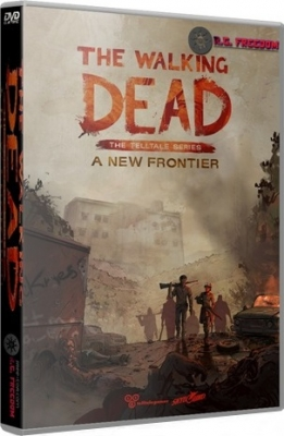 The Walking Dead: A New Frontier Episode R.G.Freedom