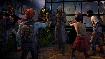 The Walking Dead A New Frontier Episode 1 - 5