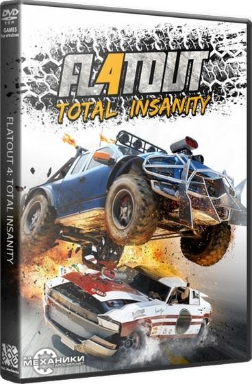 Flatout 4: total insanity (2017) pc | repack от r. G. Механики.