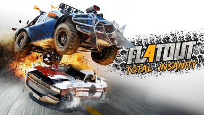 FlatOut 4 Total Insanity 2017 PC Лицензия