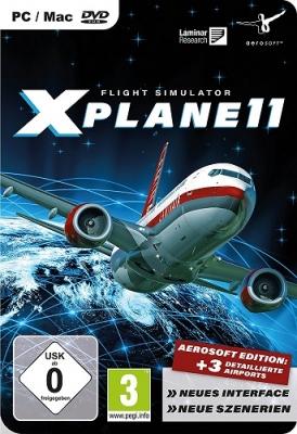 X-Plane 11 2017 PC Scene