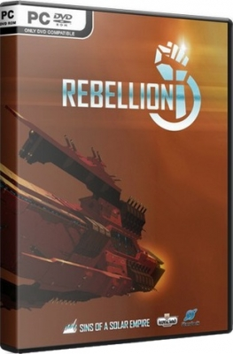 Sins of a Solar Empire Rebellion 2012 PC Лицензия