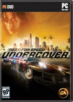 Need for Speed Undercover 2008 PC RePack ivandubskoj