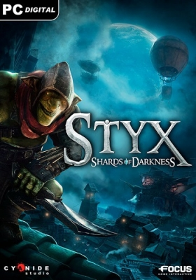 Styx Shards of Darkness 2017 PC Steam-Rip Let'sРlay