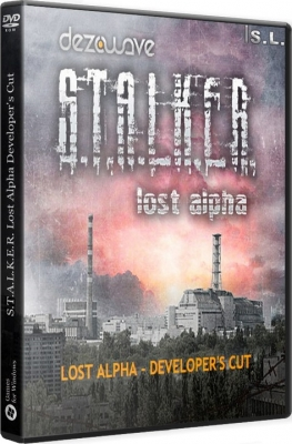 S.T.A.L.K.E.R. Lost Alpha Developer's Cut 2017 PC by Serega-Lus