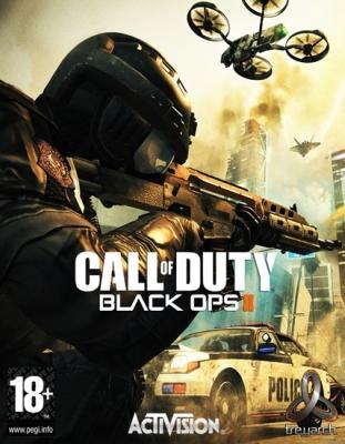 Call of Duty Black Ops 2 2012 PC Rip by xatab
