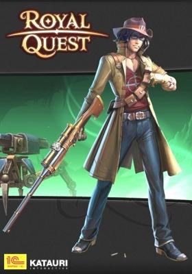 Royal Quest Эпоха мифов