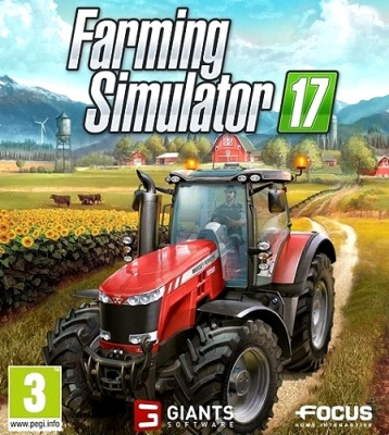 Farming Simulator 17 (2016) PC Лицензия