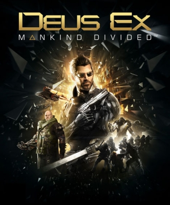 Deus Ex Mankind Divided DDE 2016 PC by xatab