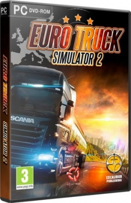 Euro Truck Simulator 2 2013 PC by Other's