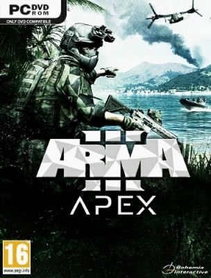 Arma 3 Apex Edition 2013 PC Лицензия