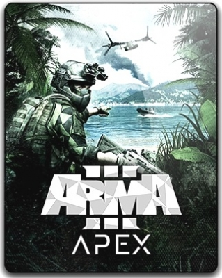 Arma 3 Apex Edition 2013 PC RePack от qoob