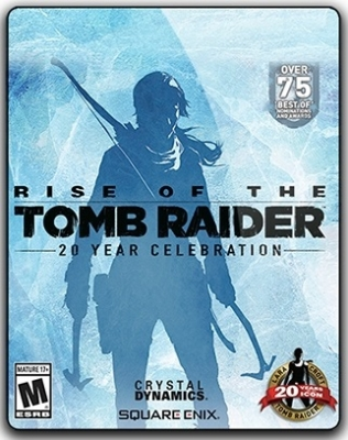 Rise of the Tomb Raider 20 Year Celebration 2016 PC by qoob