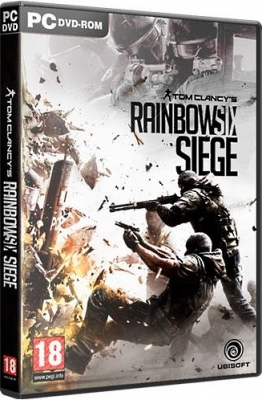 Tom Clancy's Rainbow Six Siege HD 2015 PC by nemos