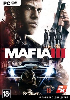 Mafia III DDE 2016 PC 2016 PC Лицензия GOG