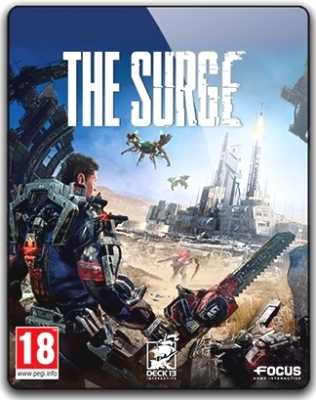 The Surge 2017 PC RePack by qoob
