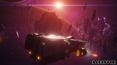Everspace 2017 PC GOG