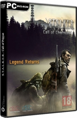 S.T.A.L.K.E.R. CoC Legend Returns 2017 by Siriys2012