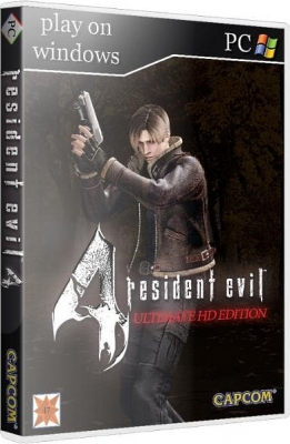 Resident Evil 4 Ultimate HD Edition 2014 PC by xatab