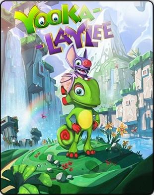 Yooka-Laylee 2017 PC RePack от qoob