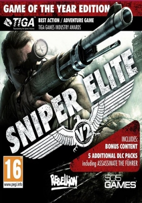 Sniper Elite V2 2012 PC Steam-Rip от Let'sРlay