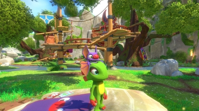 Yooka-Laylee Digital Deluxe Edition 2017 PC by Let'sРlay